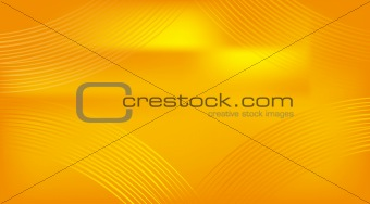 abstract golden curve background