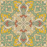 Arabesque Tile Yellow Green