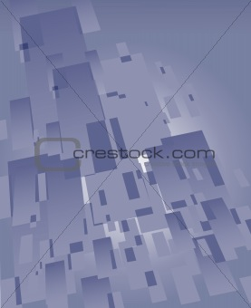 abstract irregular square background