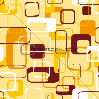 abstract beige irregular square background