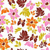 Aloha Flower Pattern