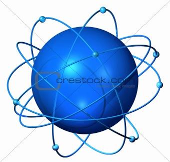 Atomium satellites