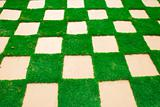 grass tile