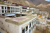 tibetan monastry