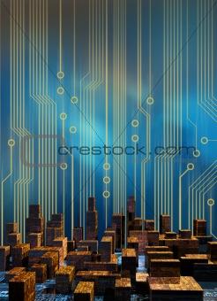 Cyber City Circuits