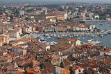 Historic City Dubrovnik in Croatia
