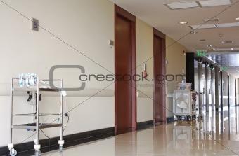 Hospital hall