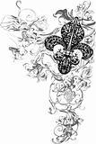 fleur de lis decoration
