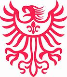 tribal eagle illustration