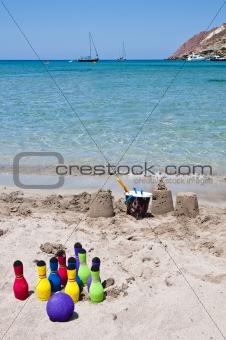 Algairens beach