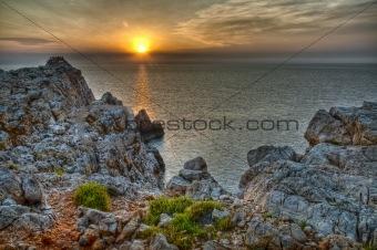 Cape Nati sunset
