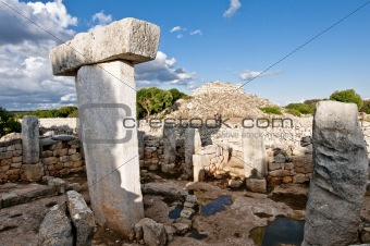 Torralba megalithic table