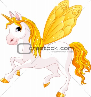 Fairy Tail Yellow Horse