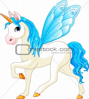Fairy Tail Blue Horse