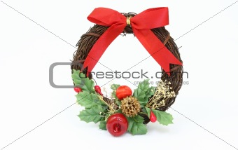 Advent wreath s ornament