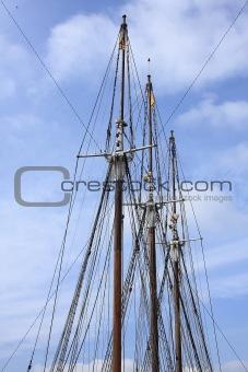 3 mast
