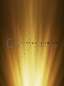 Abstract explosion rays