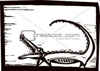 African Crocodile