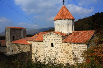 Armenian monastery Surbhach. Frame 8146.