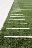 football field markers