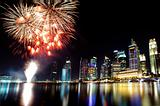 Singapore celebrations