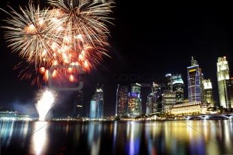 Singapore celebrations