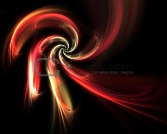 Abstract Vortex Twirl