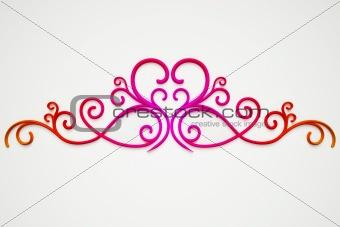 Valentine ornament
