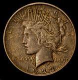 1923 Liberty dollar