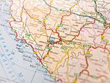 Map of Sarajevo