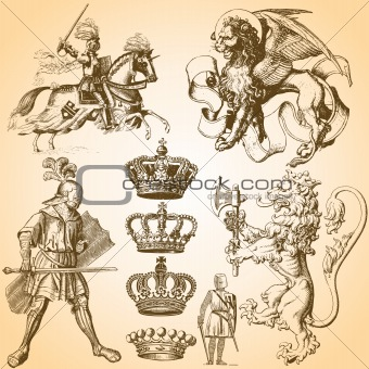 Heraldry Art Set 1