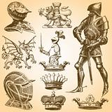 Heraldry Art Set 2