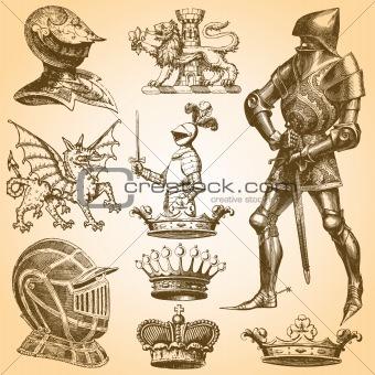 Heraldry Art Set 2