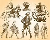 Heraldry Knights
