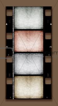 16mm Film roll