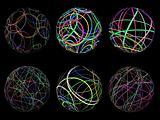 Scribble spheres