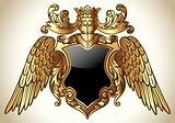 Winged Emblem Gold