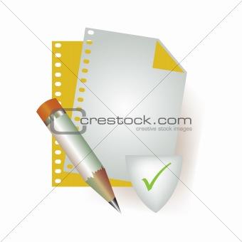 correct file icon