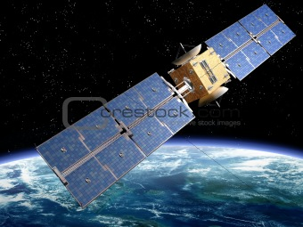 Communication Satellite