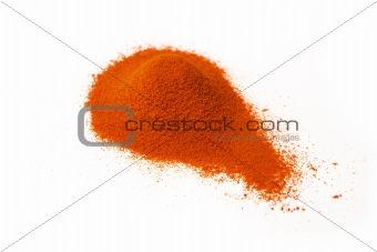 Ground paprika