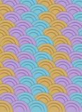 abstract retro chinese pattern