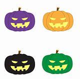 Halloween pumpk