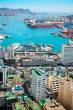 Harbor/ Cargo / Aerial View / Asia