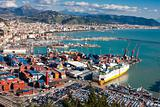 Salerno Harbour