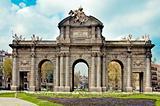 Puerta de Alcala, Madrid
