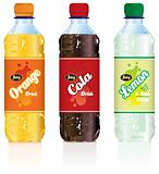Carbonated Soft Drink Bottles