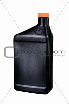 Oil Container Isolated