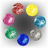 disco ball collection 2