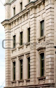 Old Building in Quebec City