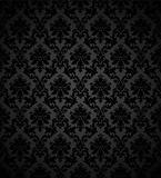 Vintage Wallpaper Black